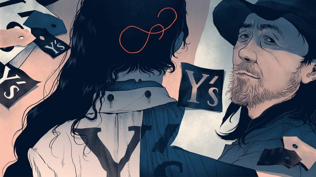 Desainer Yohji Yamamoto Mendefinisi Ulang Avant-Garde